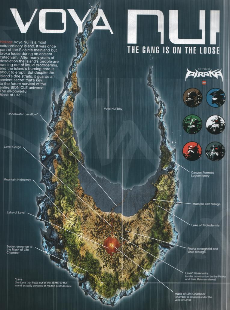 [Vidéo] Guide Vidéo de BIONICLE Heroes sur PC - Partie 20/26 Voya_Nui_Map2